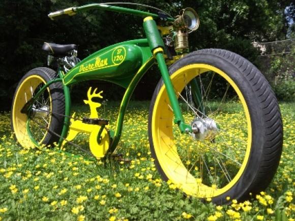 Самые необычные велосипеды 16
