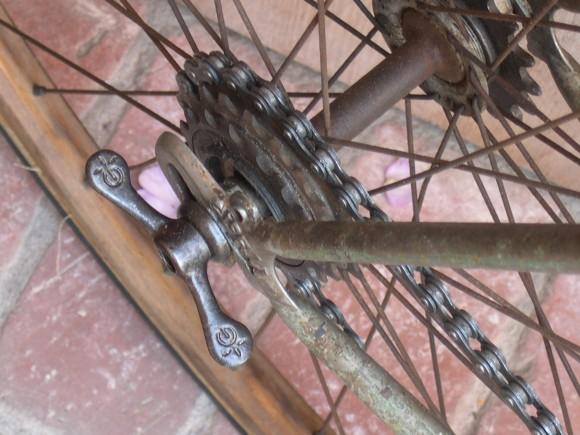 Простые цепи на колеса