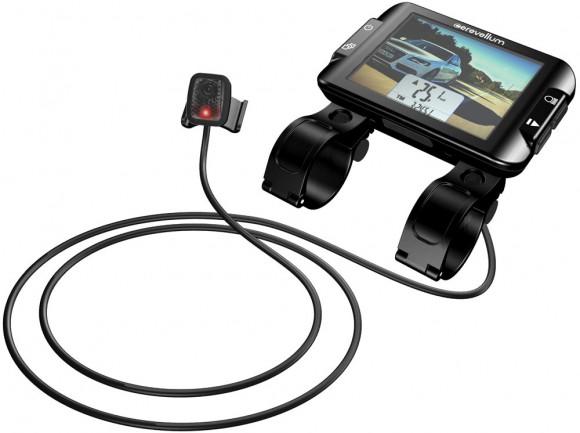 Велокомпьютер нового поколения Cerevellum-hindsight-rearview-camera-cycling-computer-final2