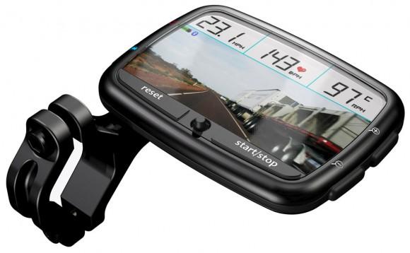 Велокомпьютер нового поколения Cerevellum-rear-view-camera-cycling-computer-screen1