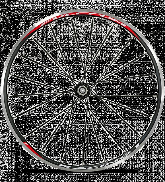 Схема спиц на велосипеде