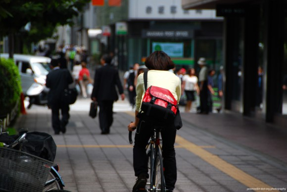 Езда на велосипеде в 20 раз менее опасна, чем езда на любом другом виде транспорта Daily-photo-003-bike-commuter-1280x