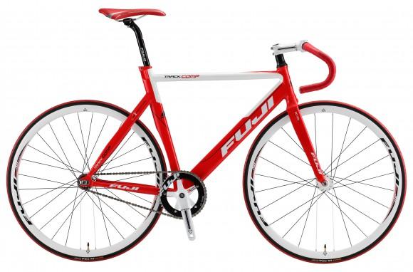 Что нужно для установления мистической связи между велосипедистом и велосипедом? Фиксед! Fuji-track-comp-2010-single-speed-road-bike