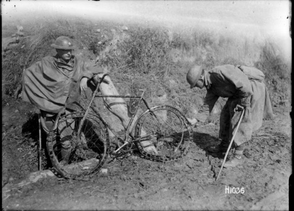 1916 военный складной велосипед дукс