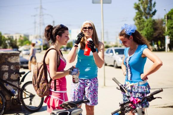 1-й Севастопольский велопарад девушек  Z_7402fb20